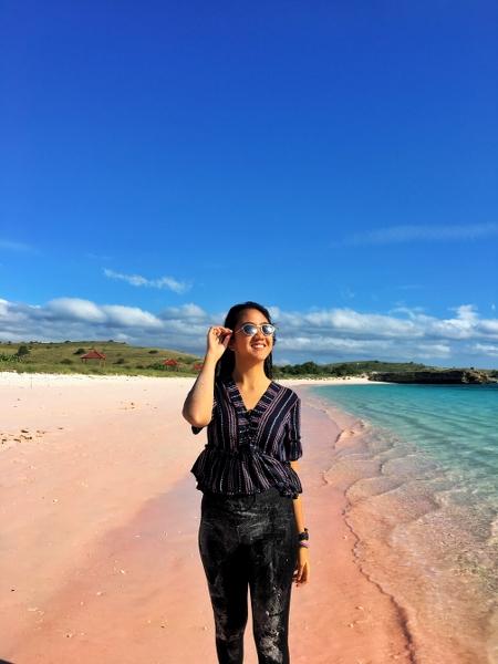 Pink Beach Bima