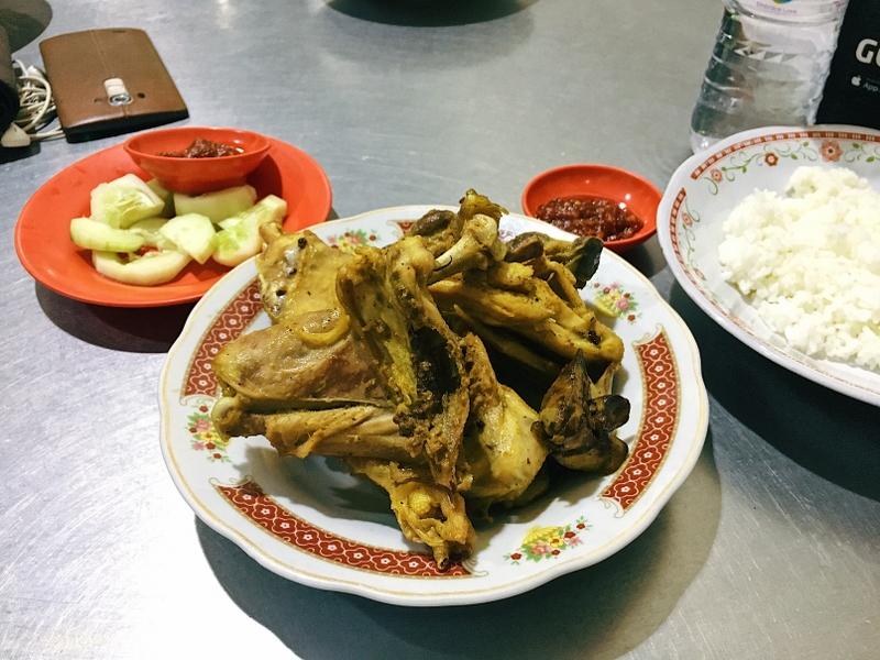 Ayam Gorek Pak Supar