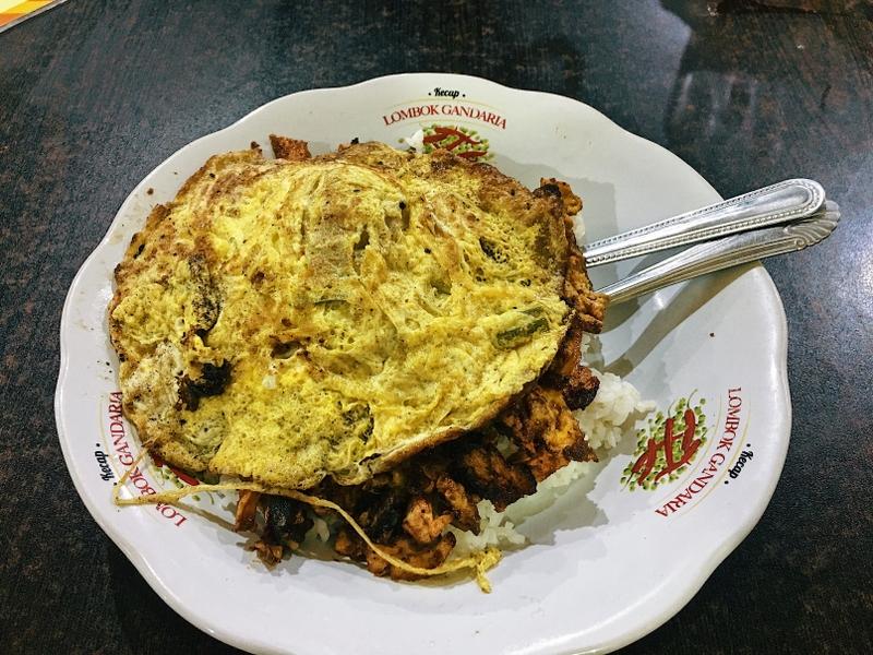 Nasi Ayam Pak De Saijo