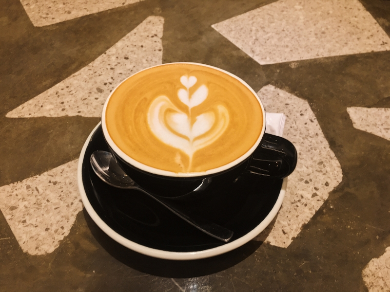 Coffee at Terra