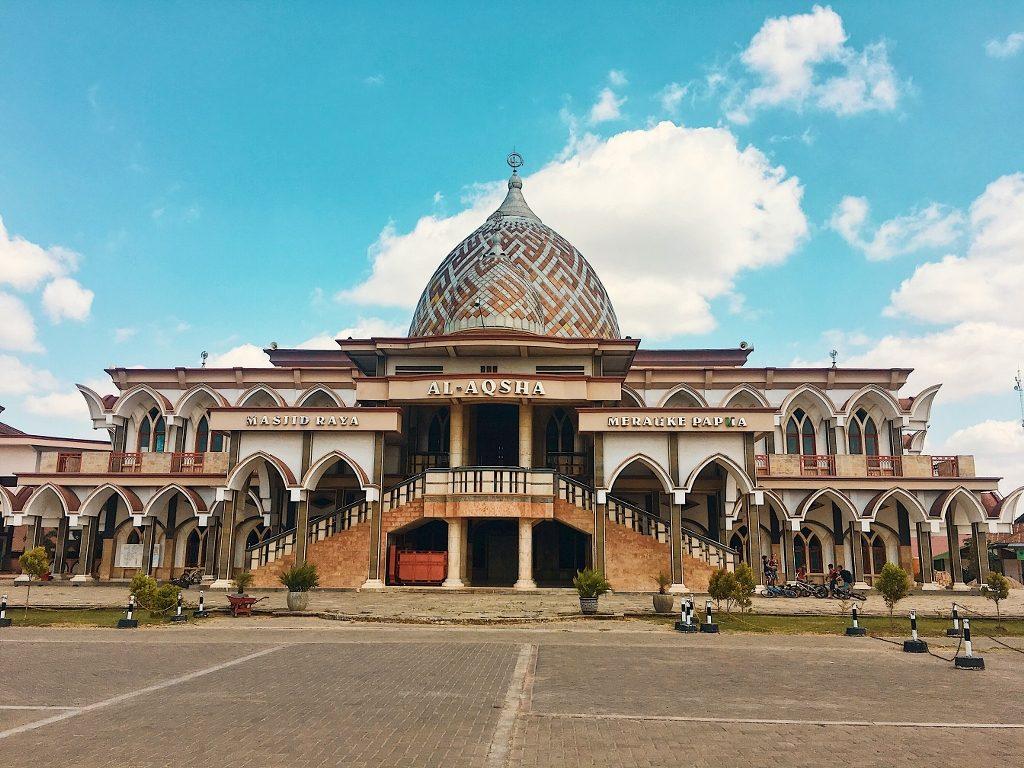 Masjid Raya Merauke