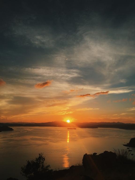 Sunrise di Pulau Padar