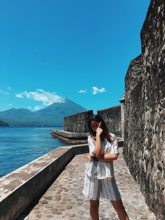 Benteng Kalamata Ternate