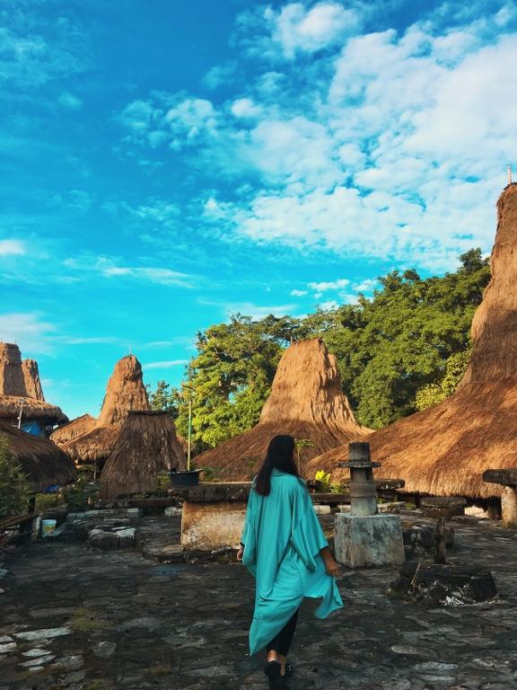 Kampung Wetabar Sumba