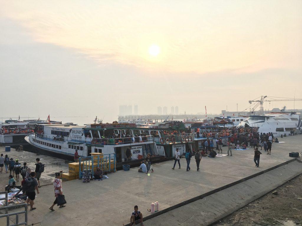 Pelabuhan Kali Adem