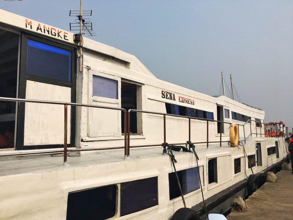 Kapal ke Harapan - Sena Express