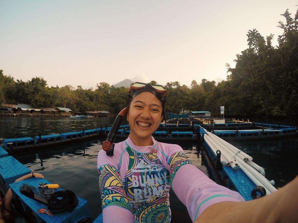 Tempat Wisata di Ternate seperti Danau Cermin!