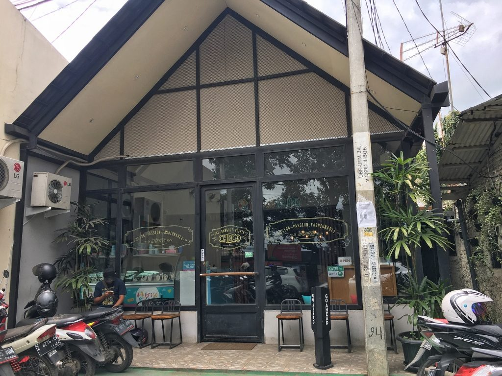coffee shop di jatinangor