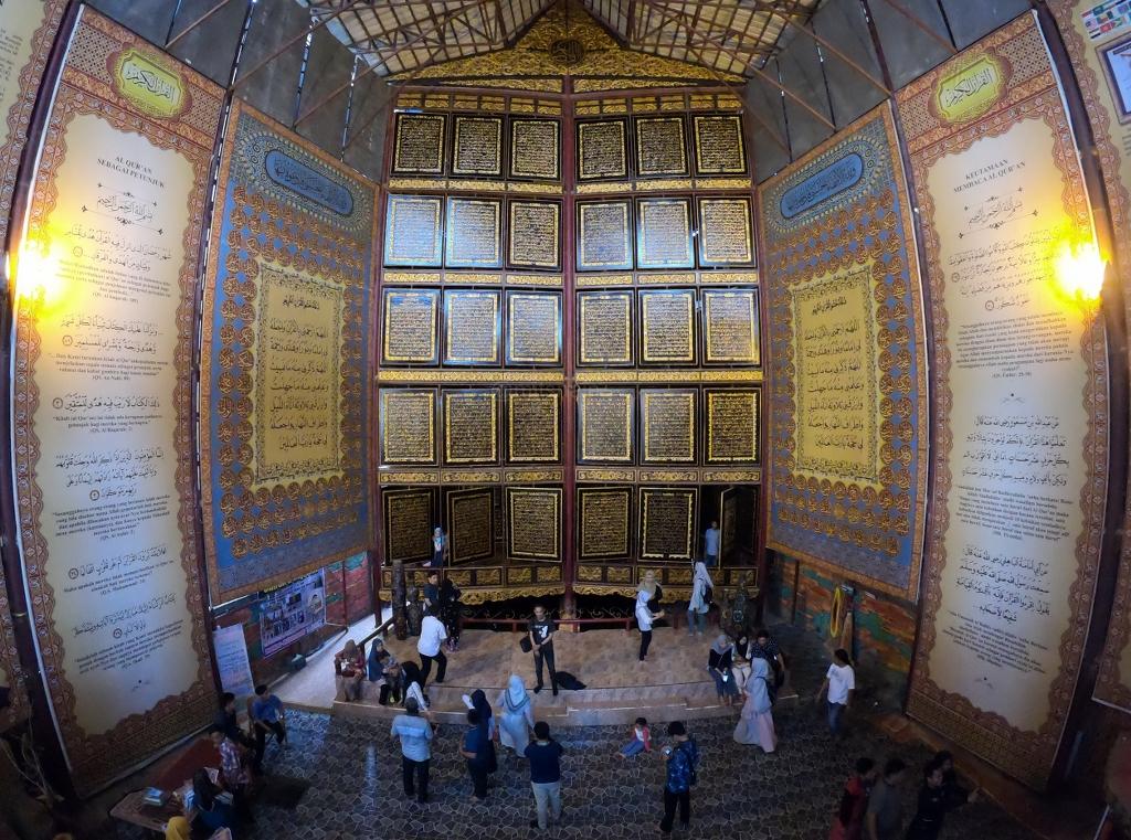 Wisata Religi Al-Quran Rasaksa
