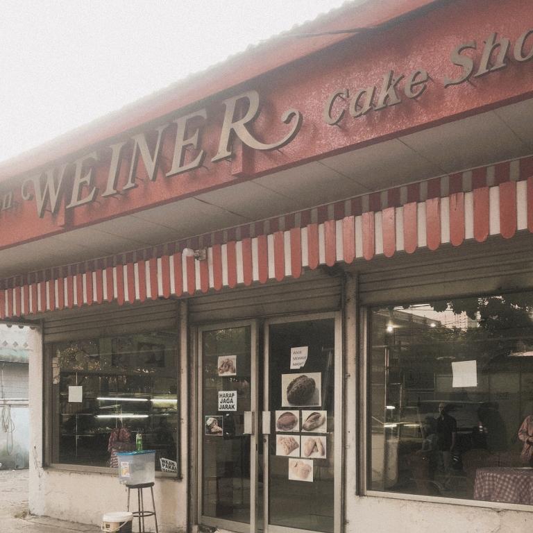 Maison Weiner Cake Shop