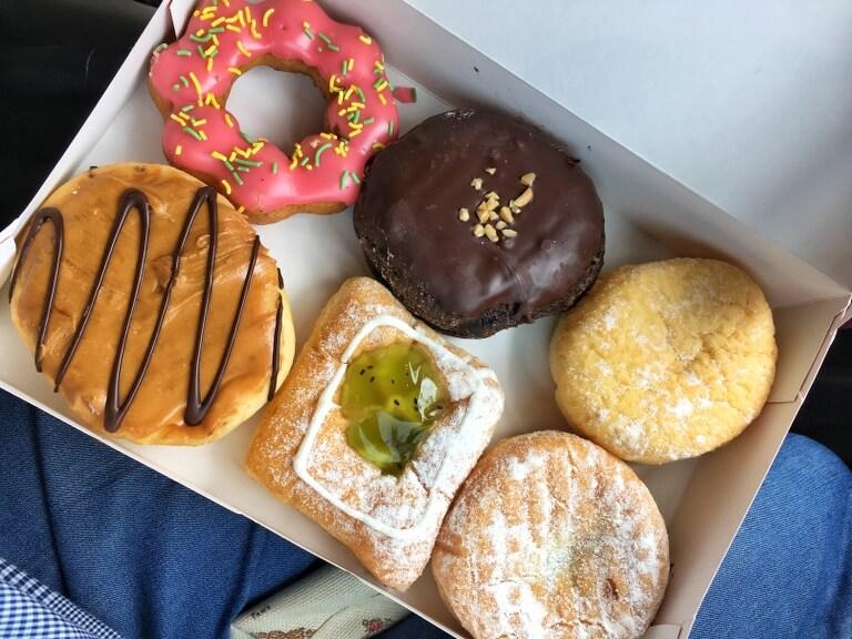 Donat dunkin donuts