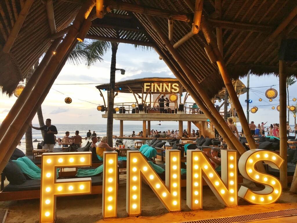 Finns beach Club (Canggu) Bali