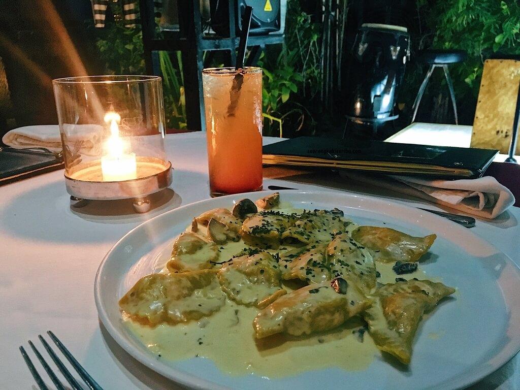 Ultimo Italian Restaurant Kerobokan Bali