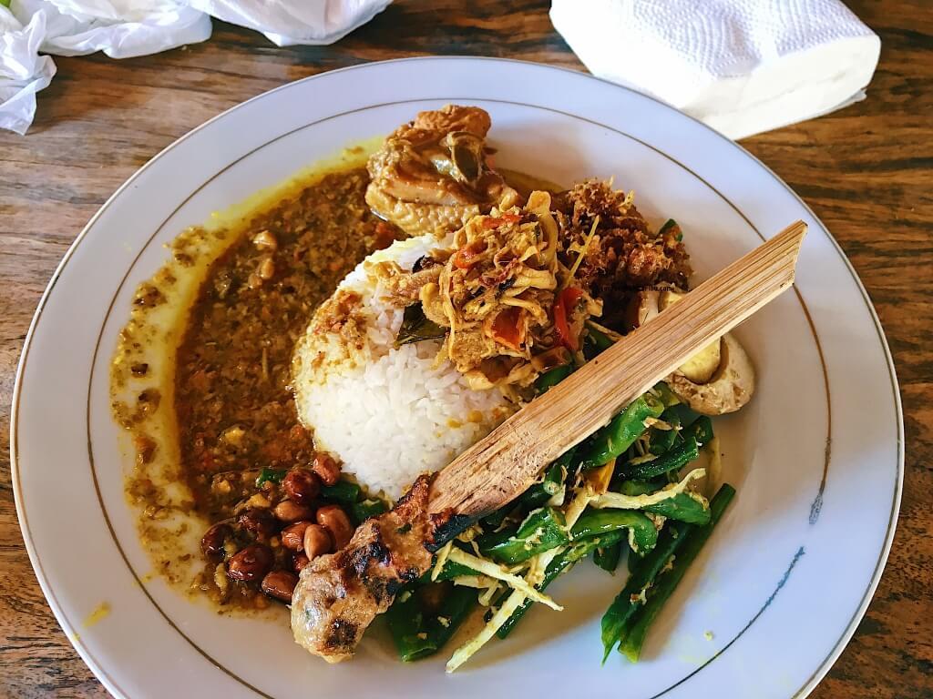 Warung Nasi Ayam Bu Oki (Jimbaran) Bali