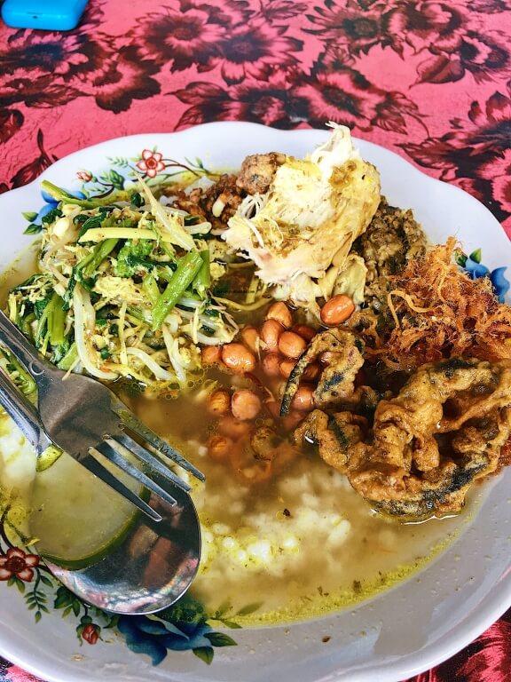 Warung Men Gara (Mengwi) bali