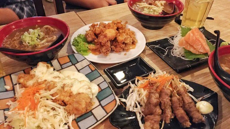 Kashiwa Japanese Food Blok M
